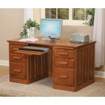 56″ Computer Desk