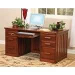 62″ Computer Desk
