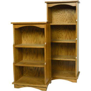 Stepback Bookshelf