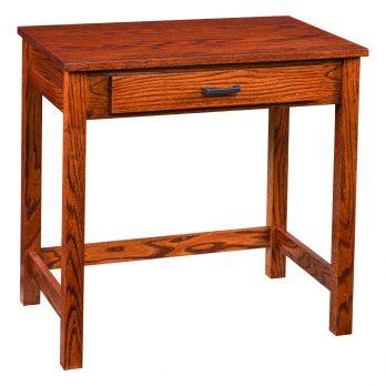 Small Writing Desk w/Mission Legs