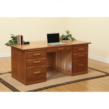 72″ Traditional Desk