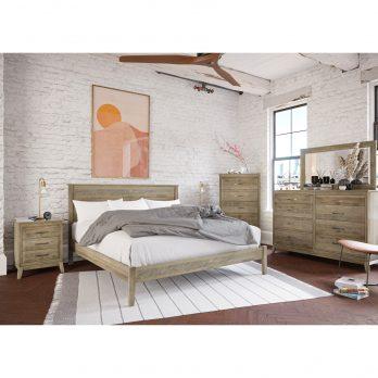Saratoga Bedroom Collection