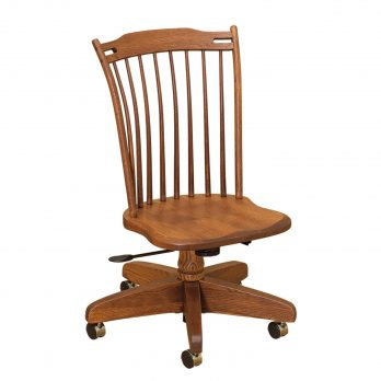 Thumback Side Desk Chair