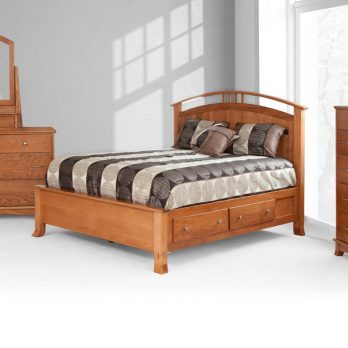 Crescent Bedroom Collection