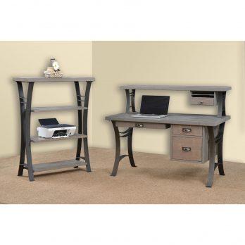 56″ Euro Desk