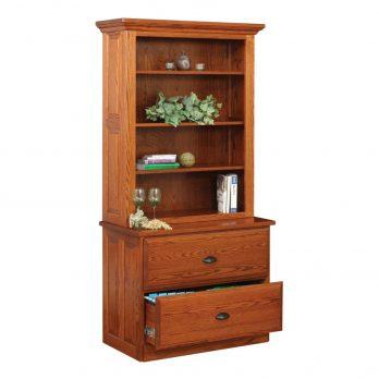 Lateral File Cabinet Hutch