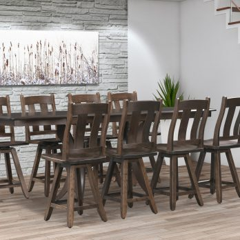 Olympic Mountain High Dining Collection