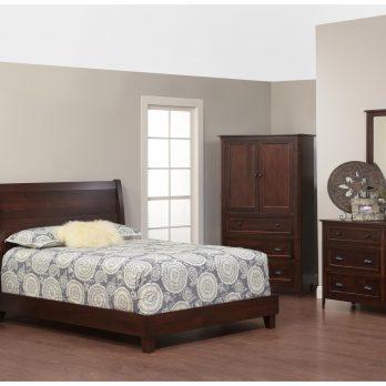 Baldwin Sleigh Bed Collection