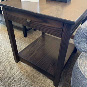 Traditional Coffee & End Tables