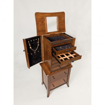 Jewelry Armoire & Boxes