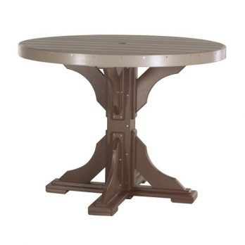 4′ Round Table