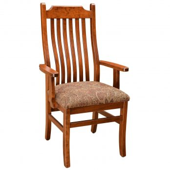 Easton Pike Premium Arm Chair