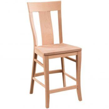 Lisa 24″ Bar Chair
