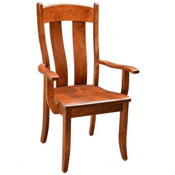 Gold Rush Arm Chair