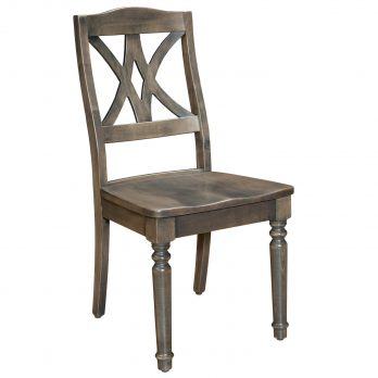Small Space Living X Back Side Chair