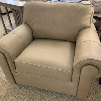 Carson Leather Chair
