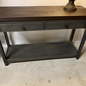Frontier Hall Table