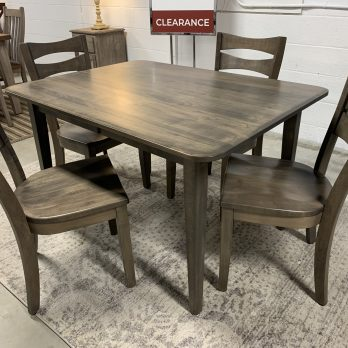 Millcreek Table & 4 Chairs